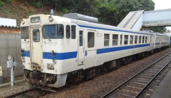 96的鉄道発見伝 キハ40 140